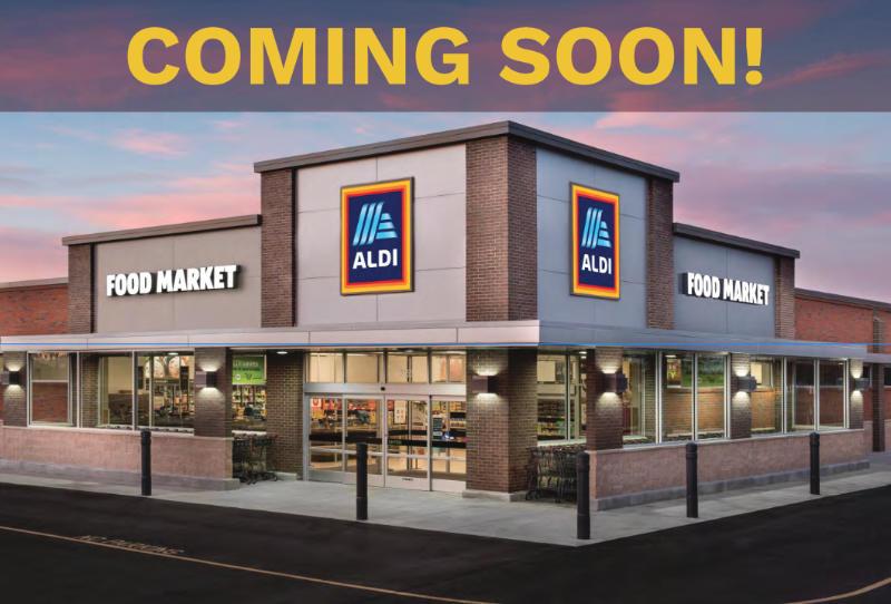 ALDI Coming Soon